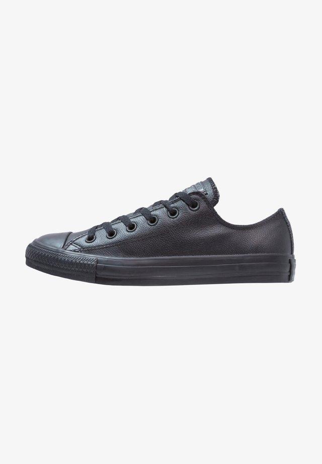 CHUCK TAYLOR ALL STAR OX - Sneakersy niskie - black