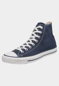 Converse - CHUCK TAYLOR ALL STAR - Sneaker high - dark blue - 2