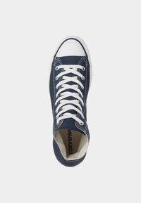 Converse - CHUCK TAYLOR ALL STAR - Sneaker high - dark blue - 1