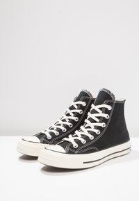 Converse - CHUCK TAYLOR ALL STAR 70 HI - Baskets montantes - black - 2