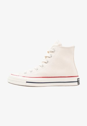 CHUCK TAYLOR ALL STAR 70 HI - Korkeavartiset tennarit - parchment
