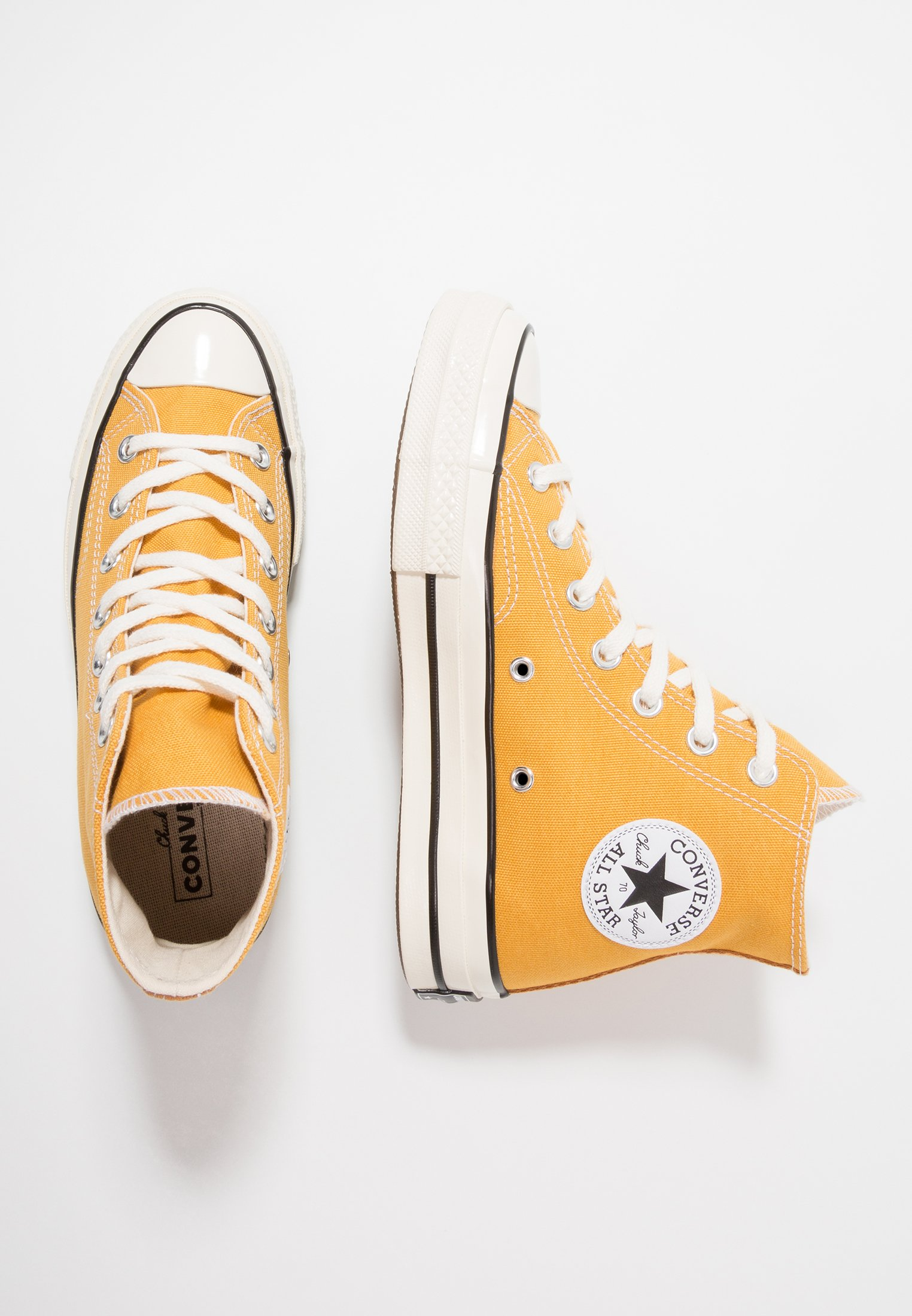 CHUCK TAYLOR ALL STAR '70 OX Joggesko sunflowerblack
