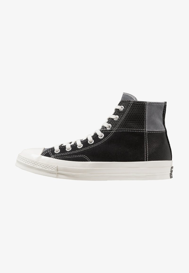 Converse - CHUCK TAYLOR ALL STAR 70 HI - Sneaker high - black/cool grey/egret