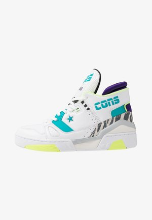 ERX 260 - MID - High-top trainers - white/rapid teal/court purple
