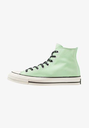 CHUCK TAYLOR ALL STAR 70 HI - High-top trainers - aphid green/black/egret
