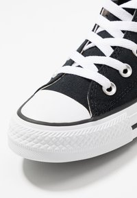 Converse - CHUCK TAYLOR ALL STAR - Sneakers alte - black/white - 5