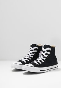 Converse - CHUCK TAYLOR ALL STAR - Sneakers alte - black/white - 2