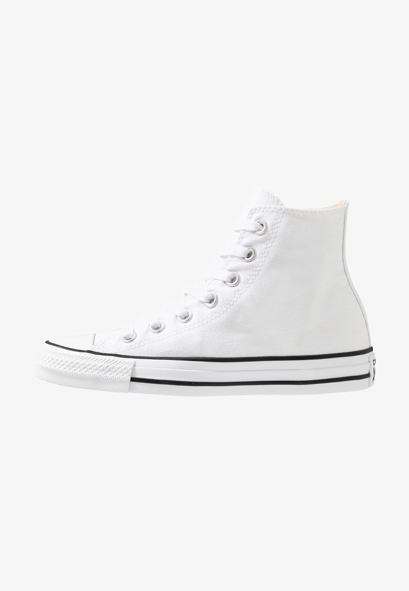 Converse - CHUCK TAYLOR ALL STAR - Sneakers high - white/black