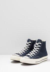 Converse - CHUCK TAYLOR ALL STAR 70 ALWAYS ON - Sneaker high - obsidian/egret/black - 2