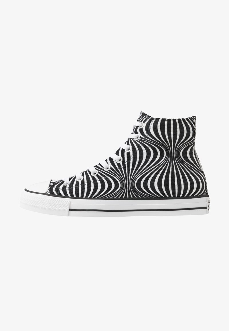 Converse - CHUCK TAYLOR ALL STAR MOONSHOT - Sneaker high - black/white