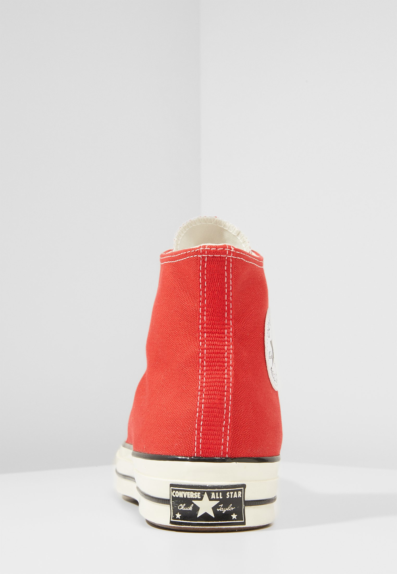 Converse CHUCK TAYLOR ALL STAR HI ALWAYS ON - Sneakers high - enamel red