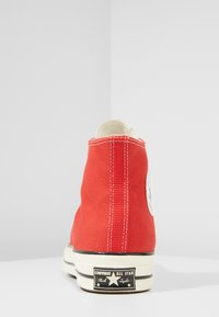 Converse - CHUCK TAYLOR ALL STAR HI ALWAYS ON - Sneakersy wysokie - enamel red - 3
