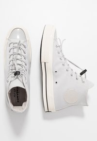 Converse - CHUCK ALL STAR 70 SPACE RACER - Sneakers alte - pale putty/black/egret - 1