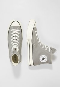 Converse - CHUCK TAYLOR ALL STAR HI ALWAYS ON - Korkeavartiset tennarit - mason - 1