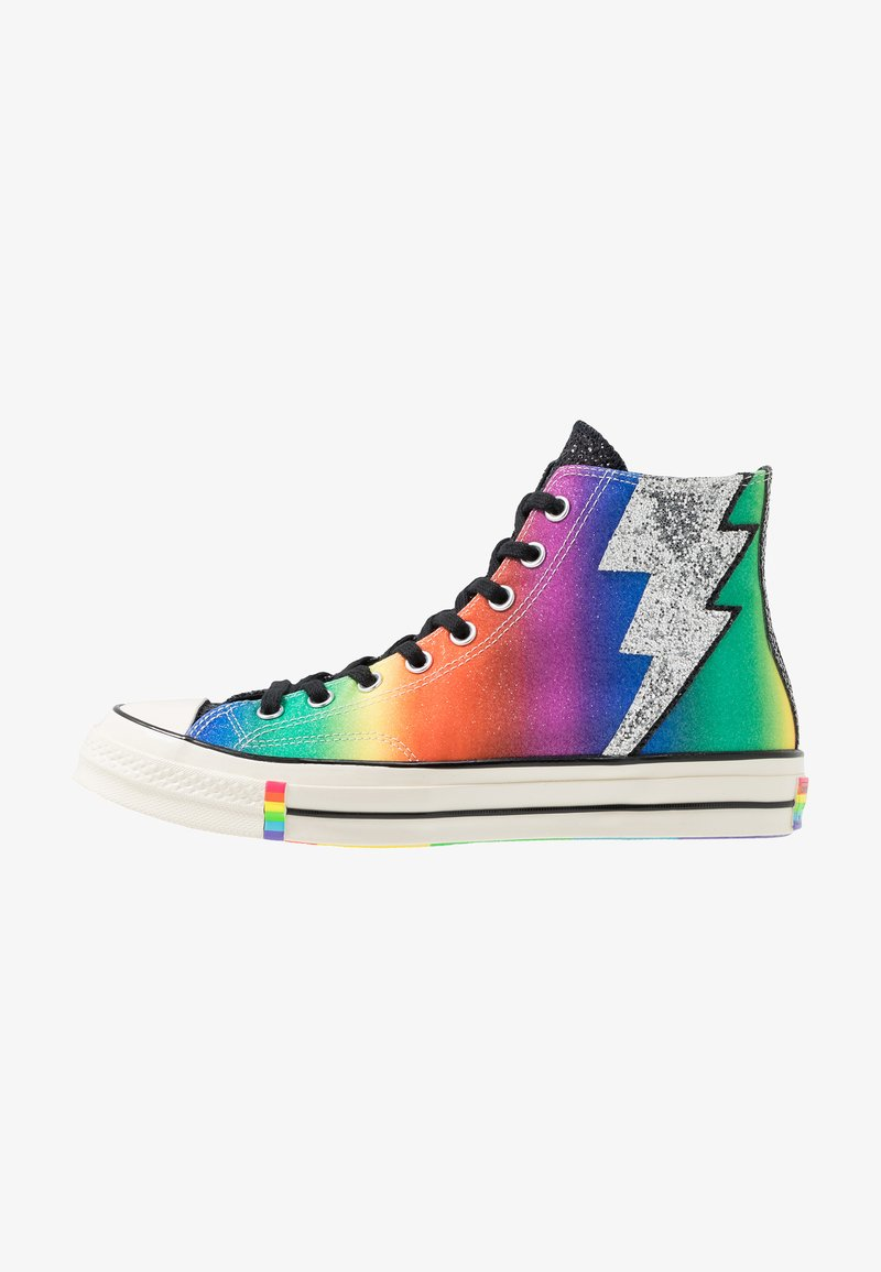 Converse - CHUCK TAYLOR ALL STAR 70 HI - High-top trainers - rainbow