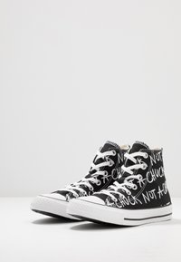 Converse - CHUCK TAYLOR ALL STAR NOT A CHUCK - High-top trainers - black - 2