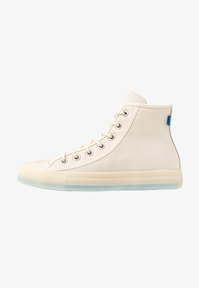 Converse - CHUCK TAYLOR ALL STAR - Höga sneakers - natural ivory/papyrus