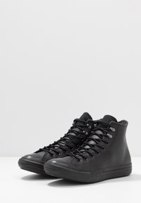 Converse - CHUCK TAYLOR ALL STAR WINTER FIRST STEPS - Sneakers alte - black - 2