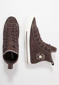 Converse - CHUCK TAYLOR ALL STAR - Baskets montantes - burnt umber/egret/black - 1