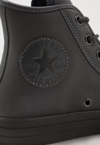 Converse - CHUCK TAYLOR ALL STAR - Baskets montantes - almost black - 5
