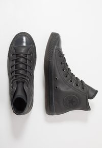 Converse - CHUCK TAYLOR ALL STAR - Baskets montantes - almost black - 1
