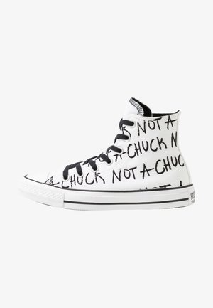 CHUCK TAYLOR ALL STAR NOT A CHUCK - High-top trainers - white