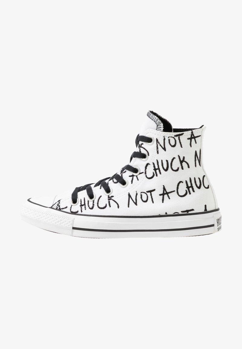 Converse - CHUCK TAYLOR ALL STAR NOT A CHUCK - Høye joggesko - white