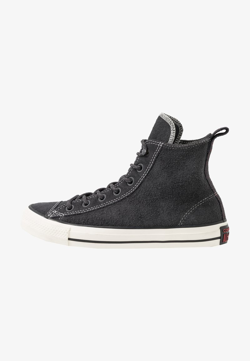 Converse - CHUCK TAYLOR ALL STAR - Höga sneakers - almost black