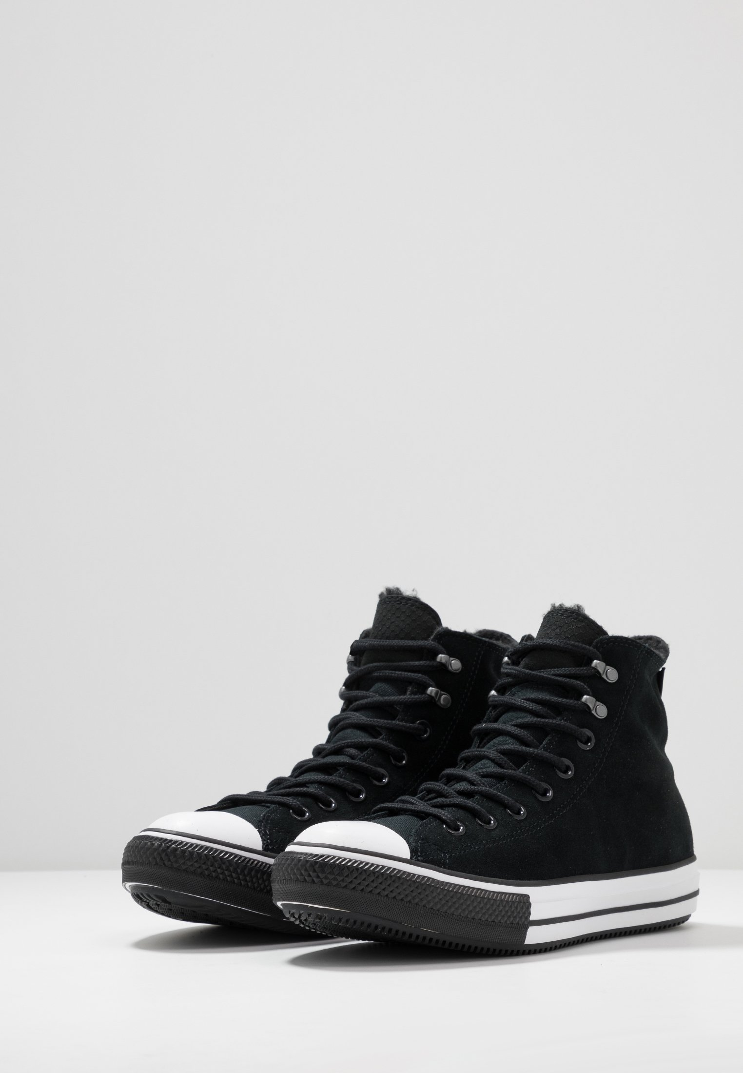 Converse CHUCK TAYLOR ALL STAR WINTER WATERPROOF - Baskets montantes black/white