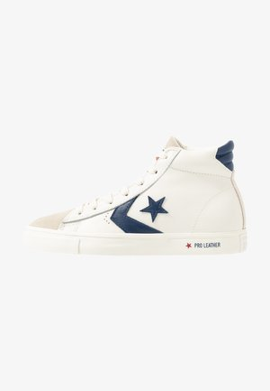 PRO LEATHER - High-top trainers - egret/driftwood/obsidian
