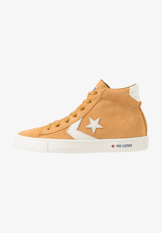 PRO LEATHER - Sneakers hoog - wheat/egret