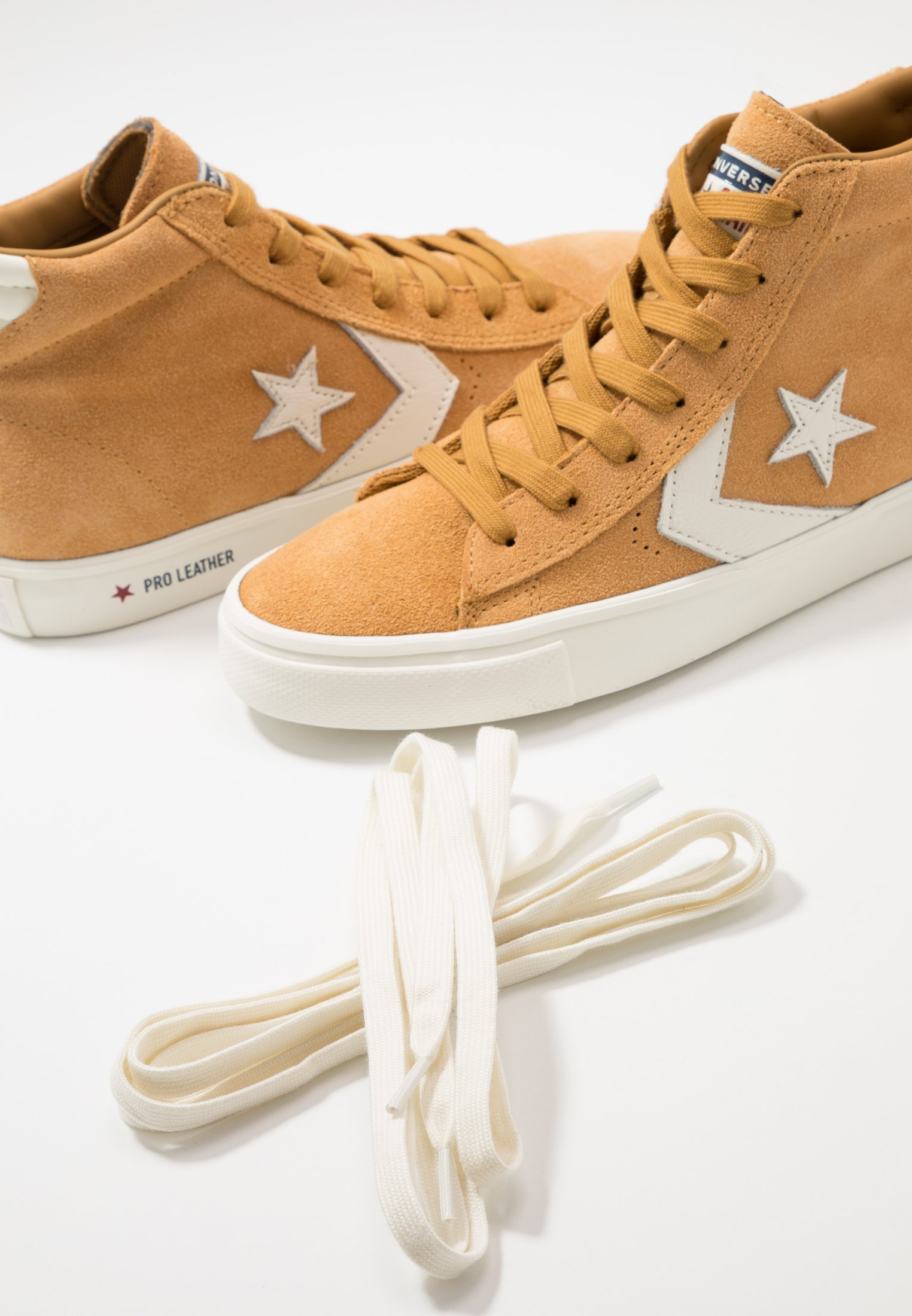 Converse PRO LEATHER Sneaker high wheategret