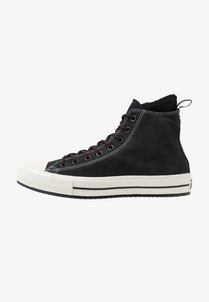 CHUCK TAYLOR ALL STAR WP - Høye joggesko - black/egret