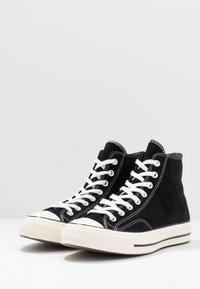 Converse - CHUCK 70  - Baskets montantes - black/egret - 2