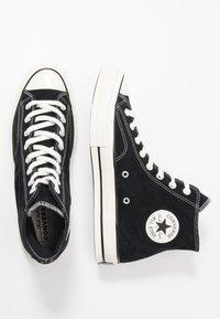 Converse - CHUCK 70  - Baskets montantes - black/egret - 1