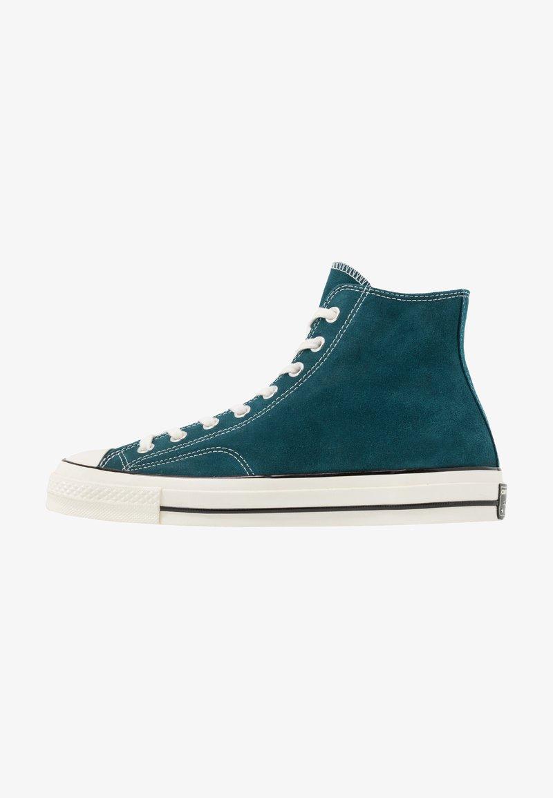 Converse - CHUCK  - Baskets montantes - midnight turquoise/black/egret