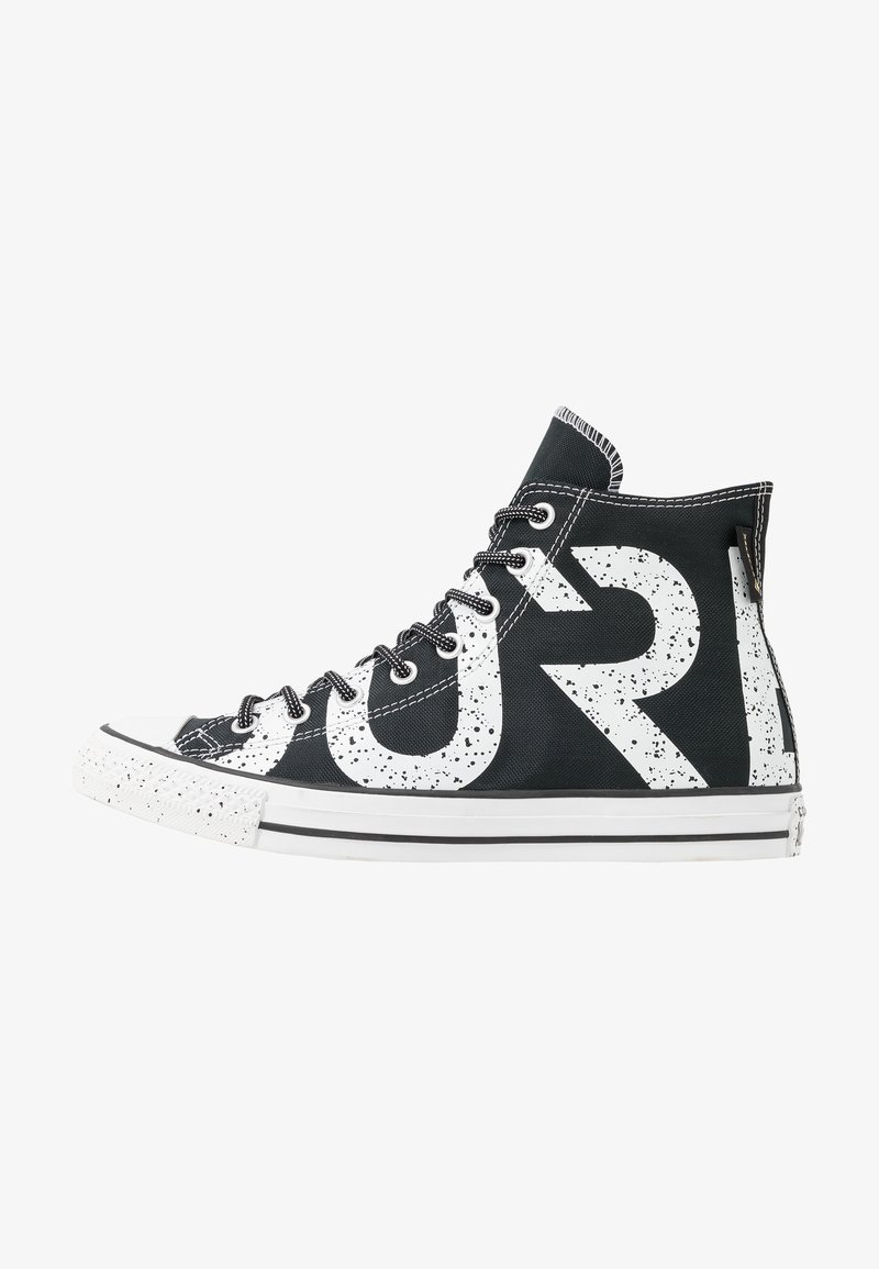 Converse - CHUCK TAYLOR ALL STAR GORE-TEX® - Sneakers hoog - black / white
