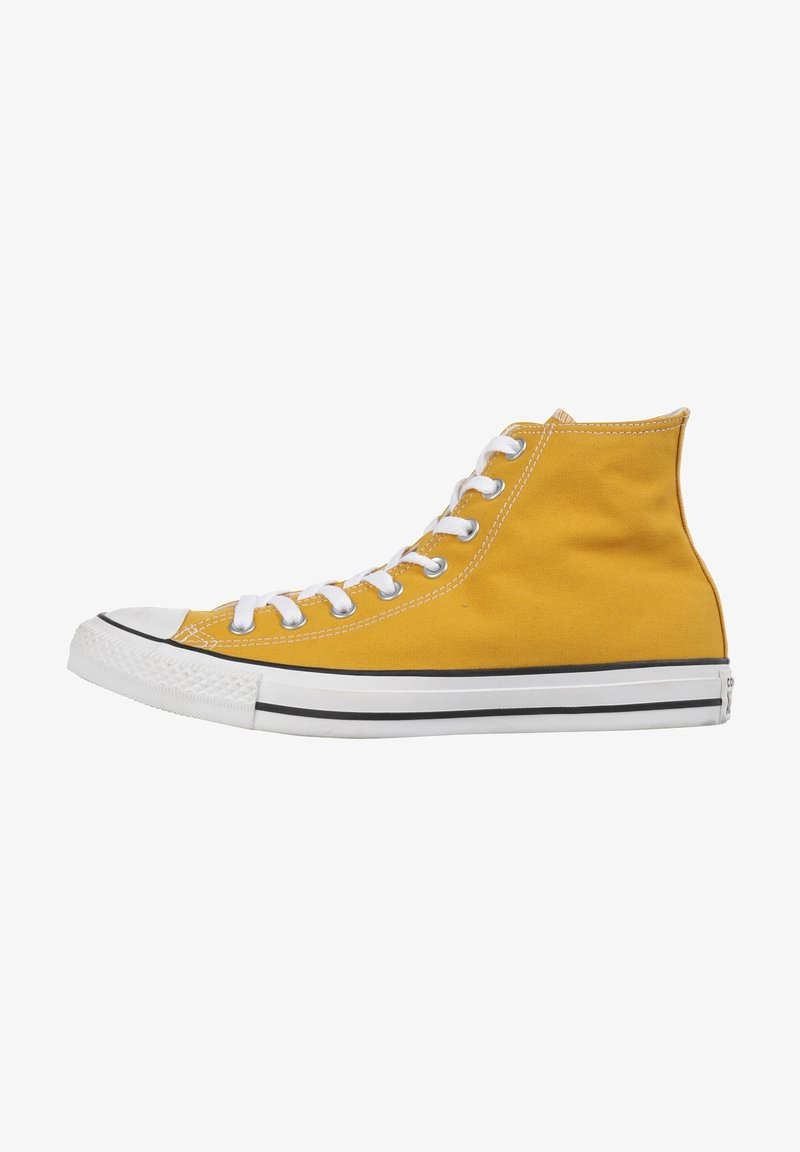 Converse - CHUCK TAYLOR ALL STAR  - High-top trainers - gold
