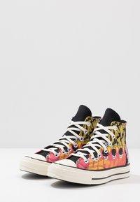 Converse - CHUCK 70 X BATMAN - Zapatillas altas - white/black/multicolor - 2
