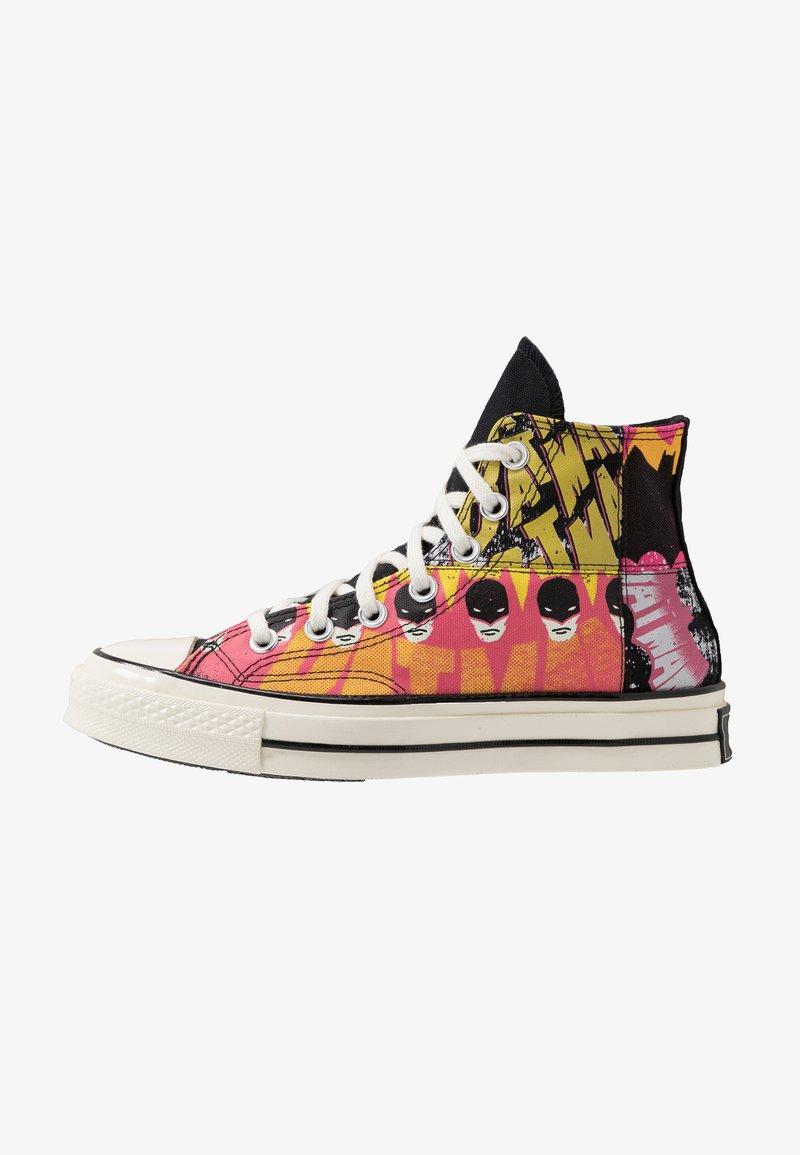 Converse - CHUCK 70 X BATMAN - Zapatillas altas - white/black/multicolor