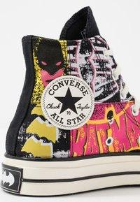 Converse - CHUCK 70 X BATMAN - Zapatillas altas - white/black/multicolor - 7