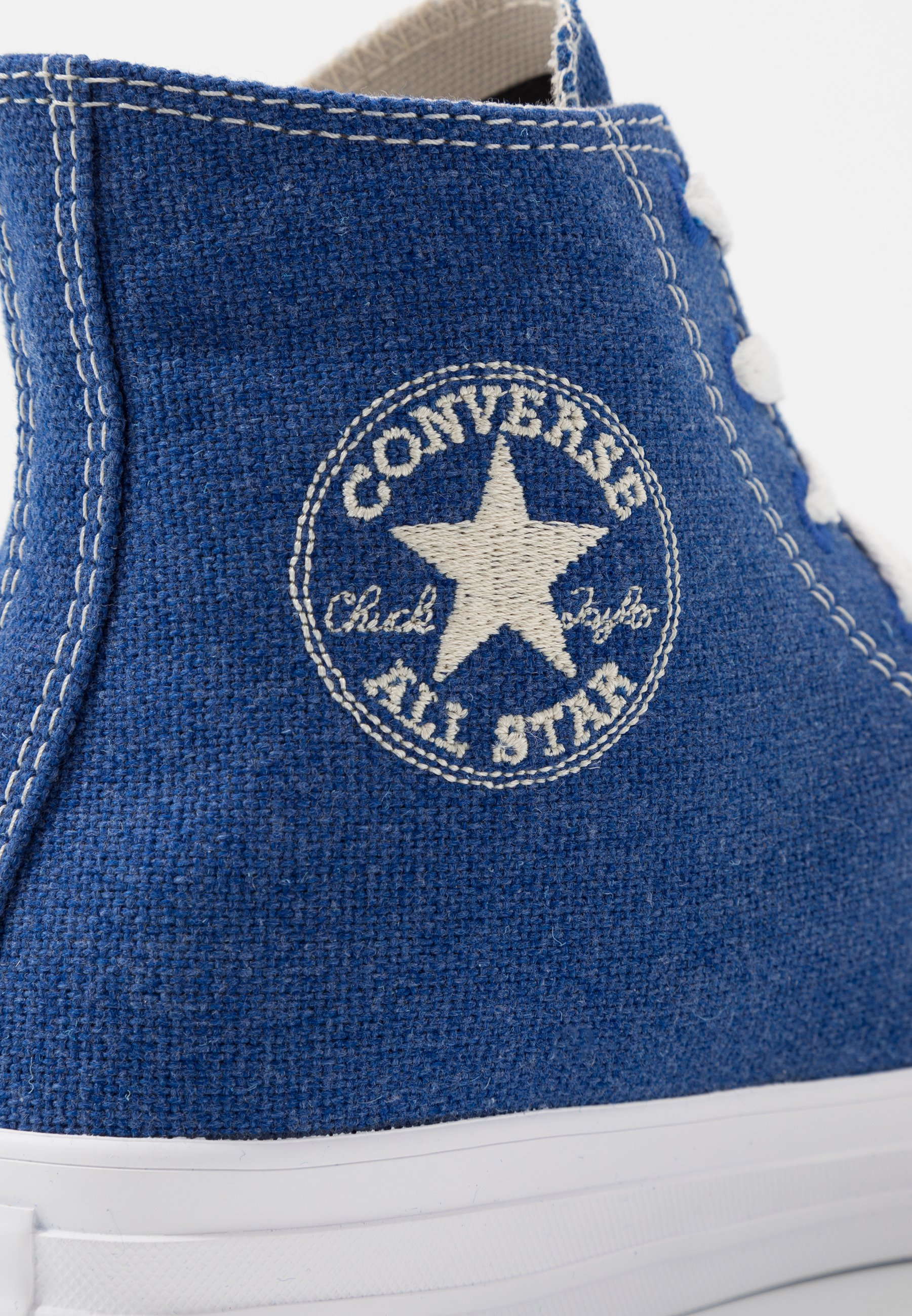 Converse Chuck Taylor All Star Renew - Høye Joggesko Rush Blue/natural/white