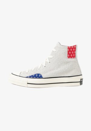 CHUCK TAYLOR ALL STAR 70 - Høye joggesko - photon dust/rush blue/university red