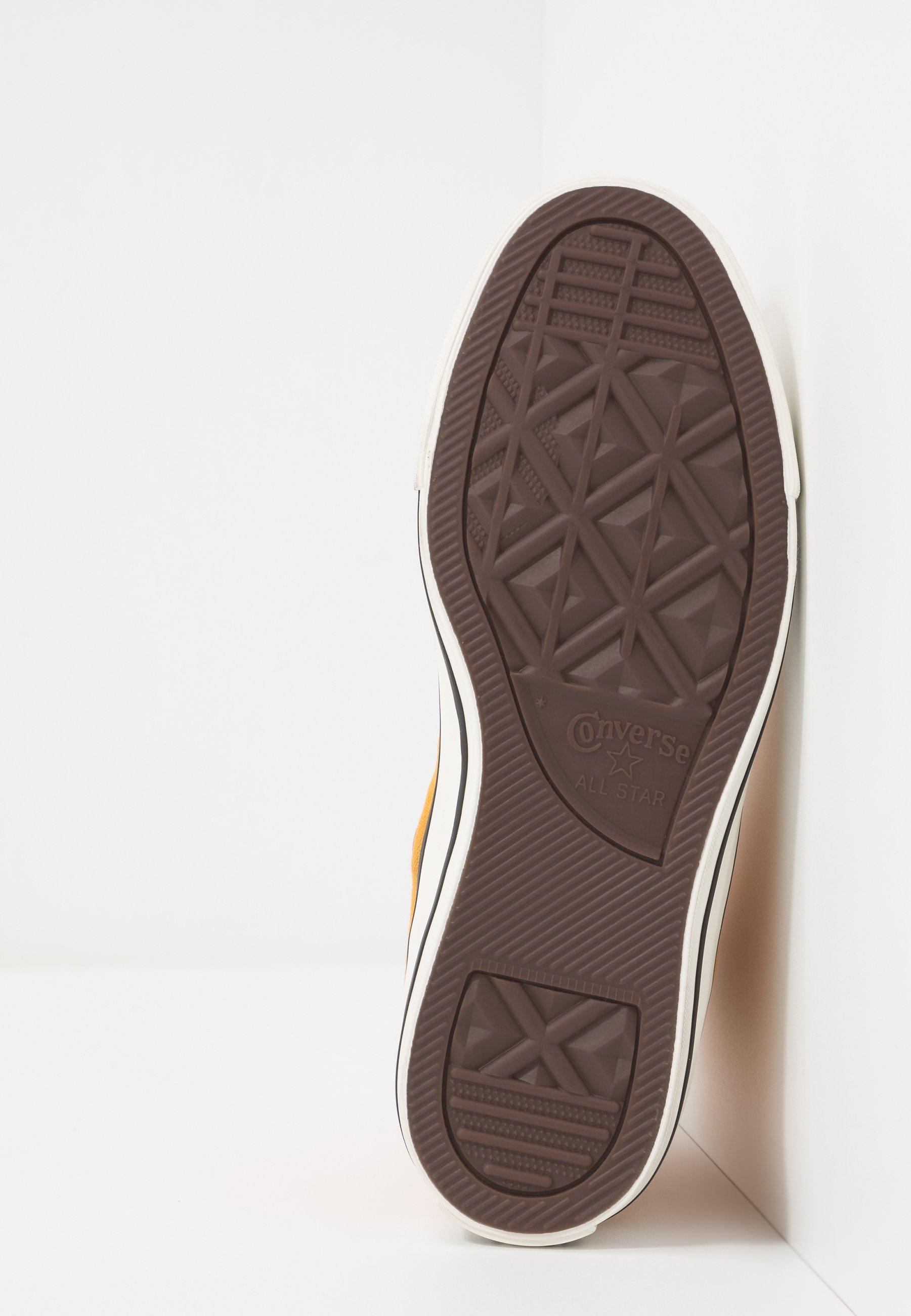 Converse CHUCK TAYLOR ALL STAR - Sneaker high - sunflower gold/egret/black