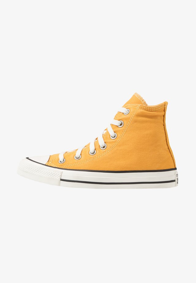 CHUCK TAYLOR ALL STAR - High-top trainers - sunflower gold/egret/black