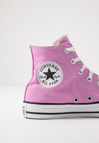 Converse - CHUCK TAYLOR ALL STAR  - Sneaker high - peony pink - 5