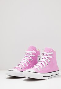 Converse - CHUCK TAYLOR ALL STAR  - Sneaker high - peony pink - 2