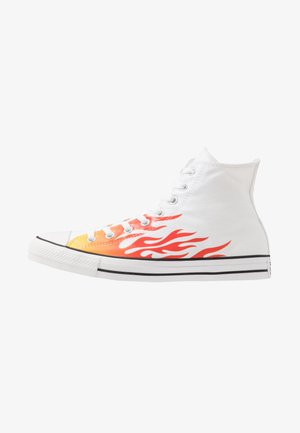 CHUCK TAYLOR ALL STAR - Höga sneakers - white