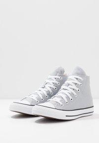 Converse - CHUCK TAYLOR ALL STAR  - Vysoké tenisky - wolf grey - 2