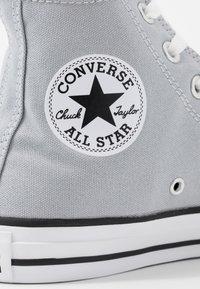 Converse - CHUCK TAYLOR ALL STAR  - Vysoké tenisky - wolf grey - 5